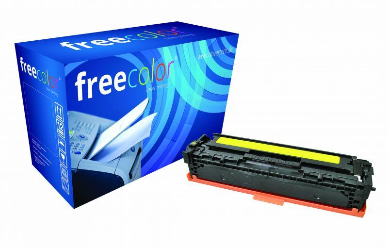 Toner żółty do drukarki FREECOLOR LBP5050YFRC,0