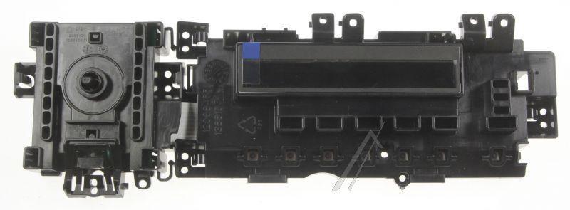 Moduł obsługi panelu sterowania z wyświetlaczem do pralki AEG 8089959384,0