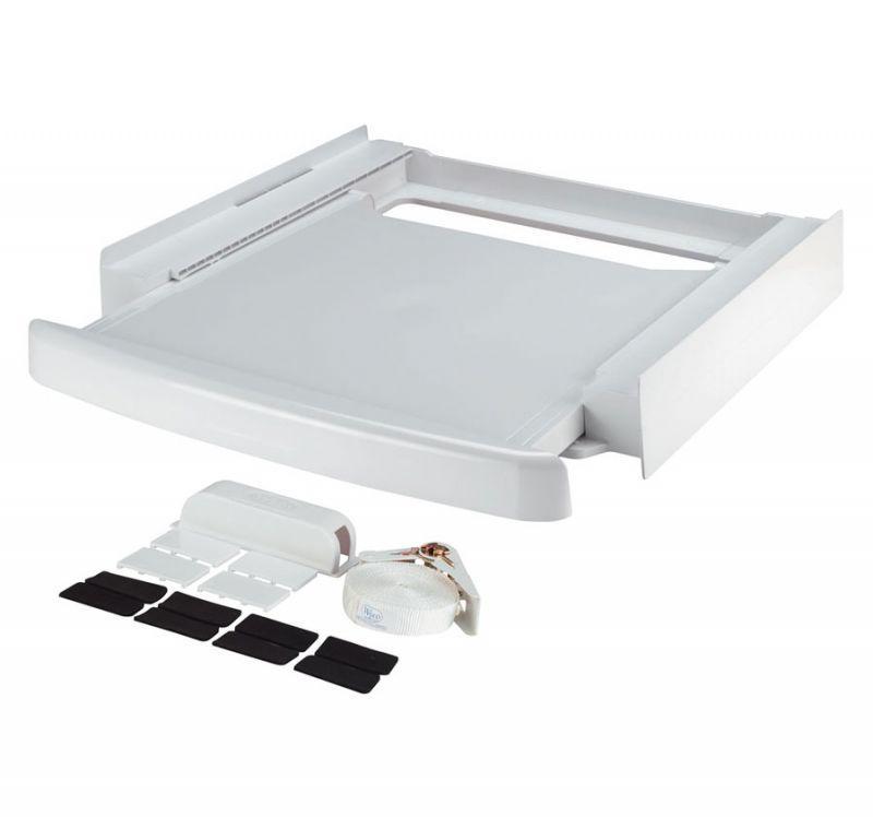 Łącznik do pralki i suszarki z szufladą 60cm x 60cm Wpro SKS101 484000008436,0