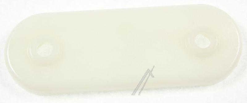 Mocowanie rolki prowadnicy górnego kosza do zmywarki Gorenje 512194,0