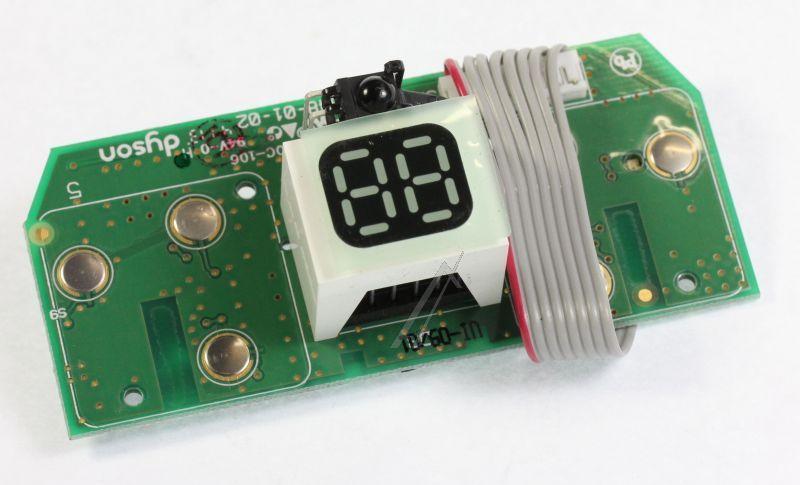 Moduł elektroniczny do grzejnika Dyson 92165401,0