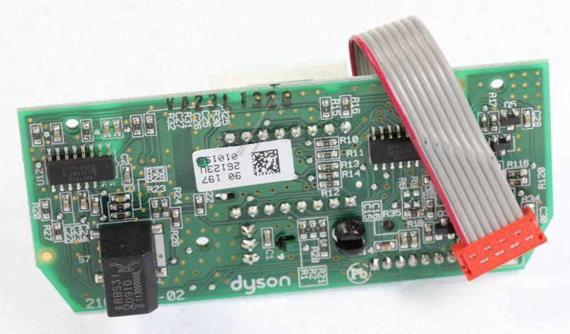 Moduł elektroniczny do grzejnika Dyson 92165401,1