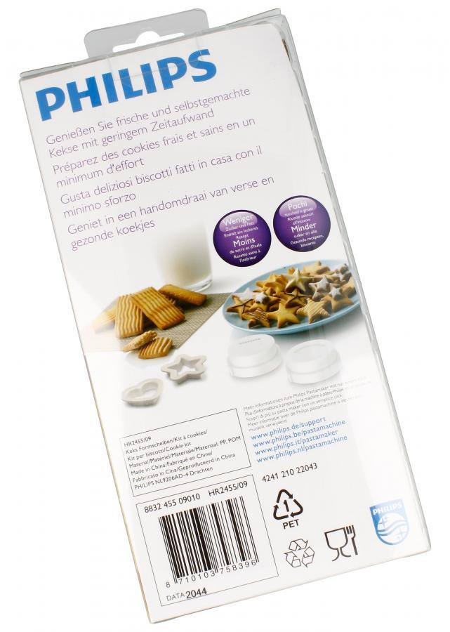 Kształtka do ciastek do robota kuchennego Philips HR245509,1