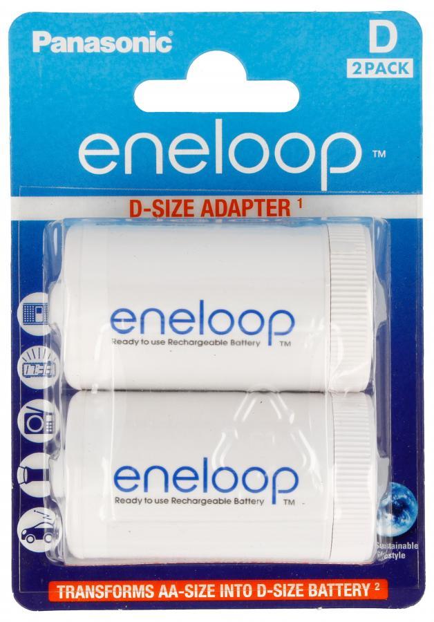 Adapter do baterii Eneloop BQBS1E2E,0