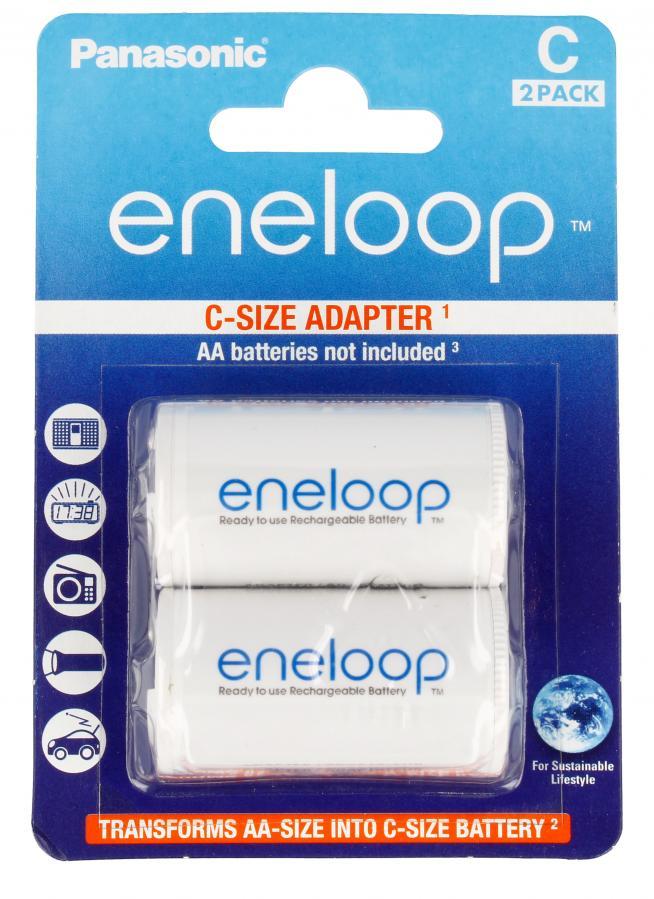 Adapter do baterii Eneloop BQBS2E2E,0