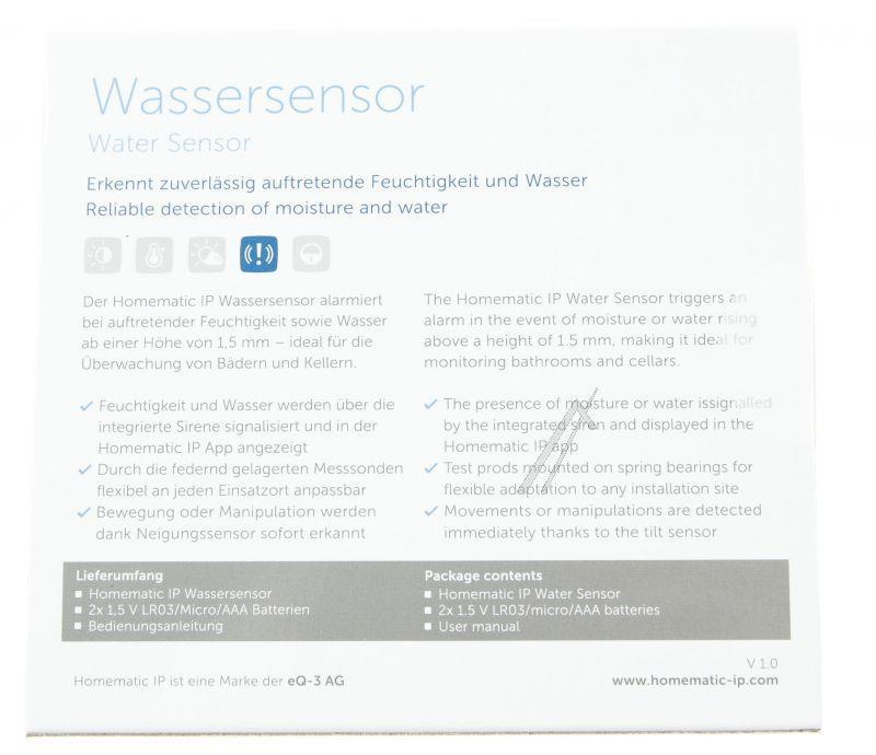 151694A0 HMIPSWD HOMEMATIC-IP WASSERMELDER EQ-3,5