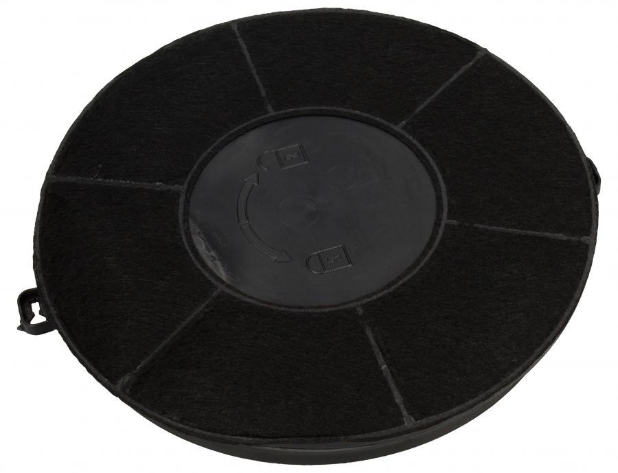Filtr węglowy w obudowie okrągły do okapu Ikea 482000095104,0