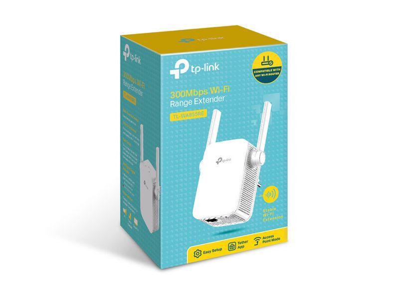 Wzmacniacz sygnału Wifi TP-link TLWA855RE,1