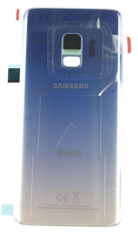 GH8215875G Klapka baterii do Galaxy S9 (SM-G960F), ice blue SAMSUNG,0