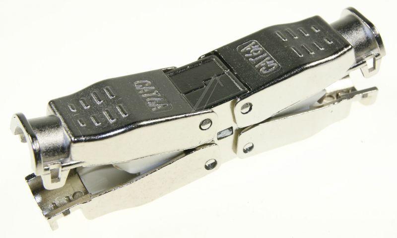 86429 Łącznik kabla sieciowego  CAT.6A STP, beznarzędziowy DELOCK,1