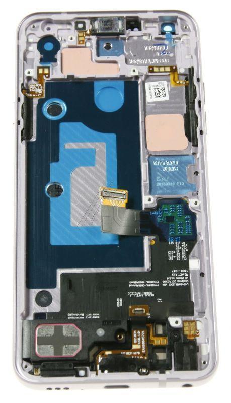 Panel dotykowy z wyświetlaczem w obudowie do smartfona LG ACQ90832101,1