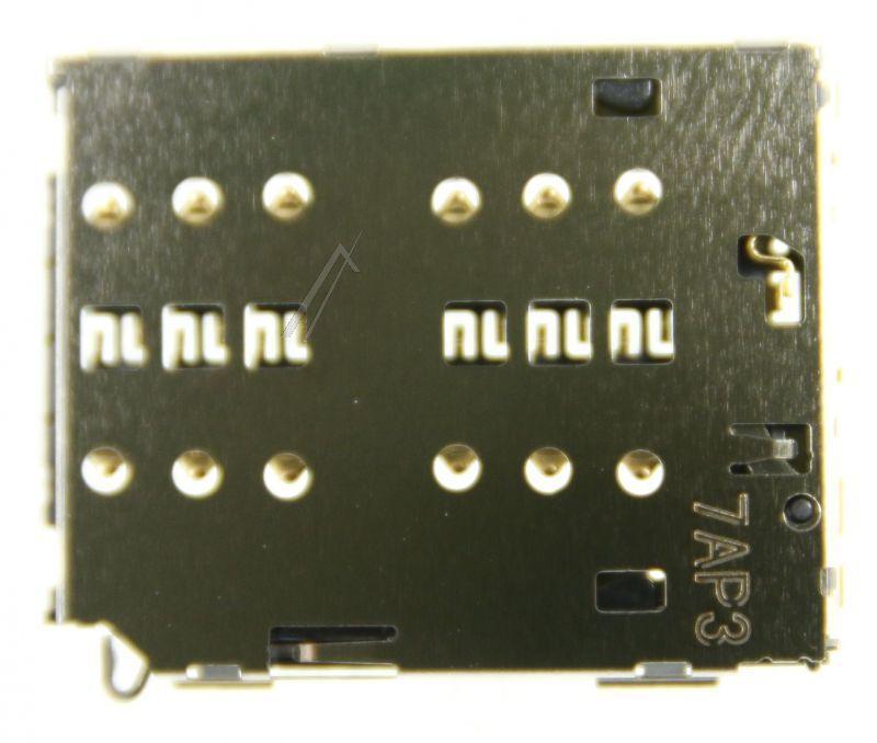 14241124 Gniazdo karty SIM DUAL NANO PIN-3*2+3*2 do HUAWEI P20PRO HUAWEI,1