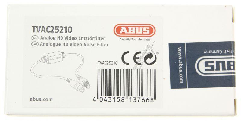 Filtr przeciwzakłóceniowy TVAC25210 Abus,1