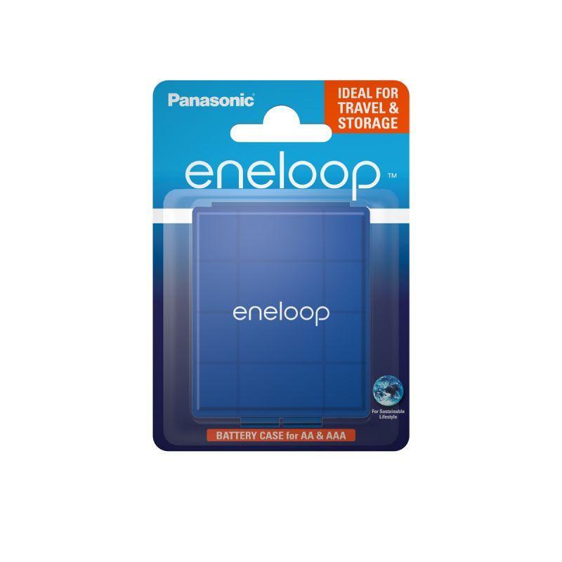 Etui | Pudełko na baterie BQCASEL1E Eneloop,0
