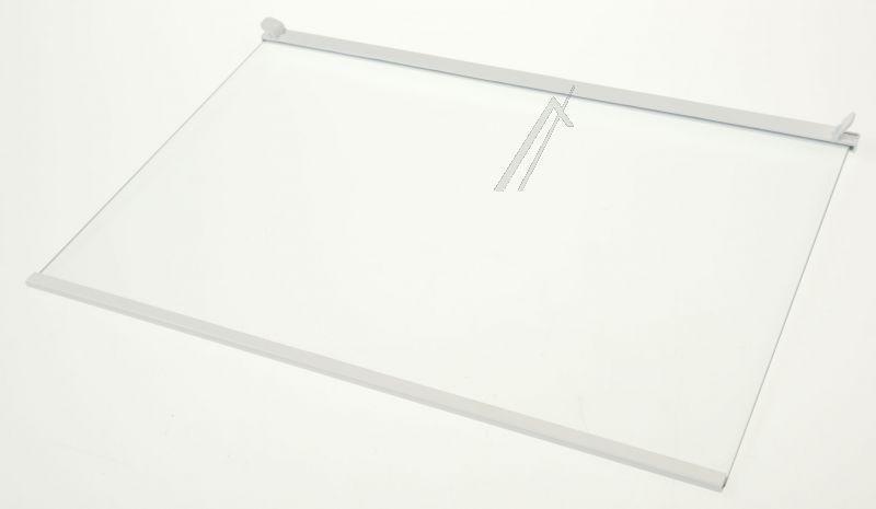 Półka szklana z ramkami do komory chłodziarki do lodówki Beko 4657830100,0