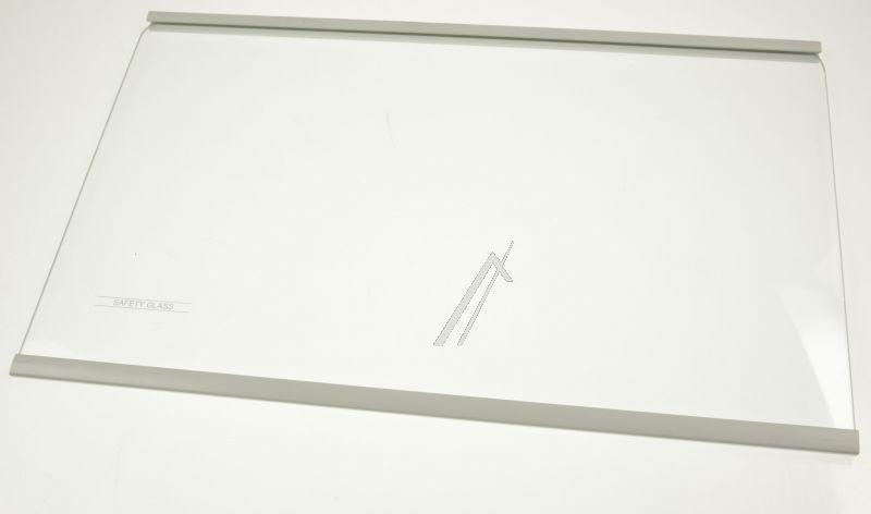 Półka szklana bez ramek do komory chłodziarki do lodówki Amica 1038622,0