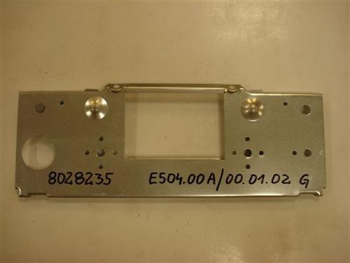 Blacha pod panelem przednim do kuchenki Amica 8028235,0