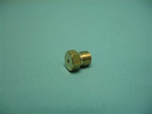 Dysza gazu ziemnego palnika małego do płyty gazowej Amica 8020215,0