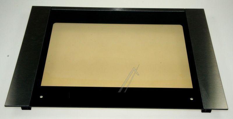Zewnętrzna szyba drzwi z ramą do piekarnika Amica 9040423,0