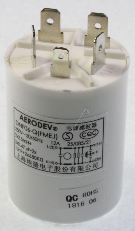 Filtr przeciwzakłóceniowy do pralki Panasonic AXW2430-0400,0