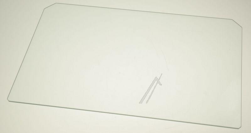 Półka szklana bez ramek do komory chłodziarki do lodówki Ariston 488000628266,0