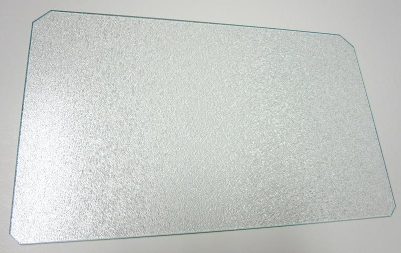 Półka szklana bez ramek do komory chłodziarki do lodówki Indesit 482000026579,0