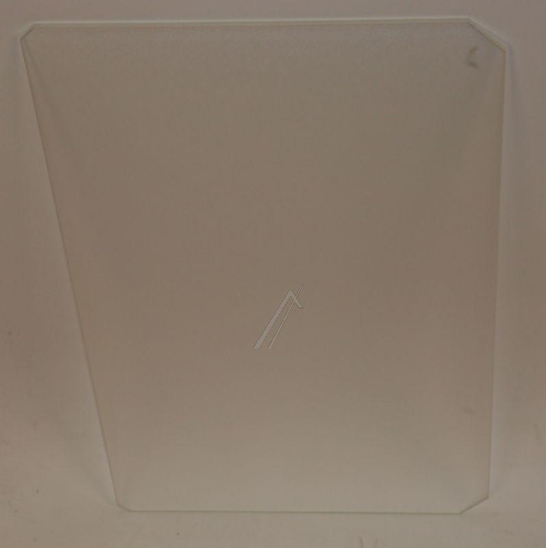 Półka szklana bez ramek do komory chłodziarki do lodówki Indesit 482000026579,2