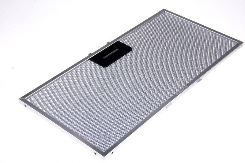 Filtr przeciwtłuszczowy metalowy (aluminiowy) do okapu Gaggenau 00298609,1