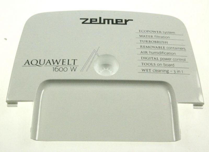 Górna pokrywa obudowy do odkurzacza Zelmer 00794721,0