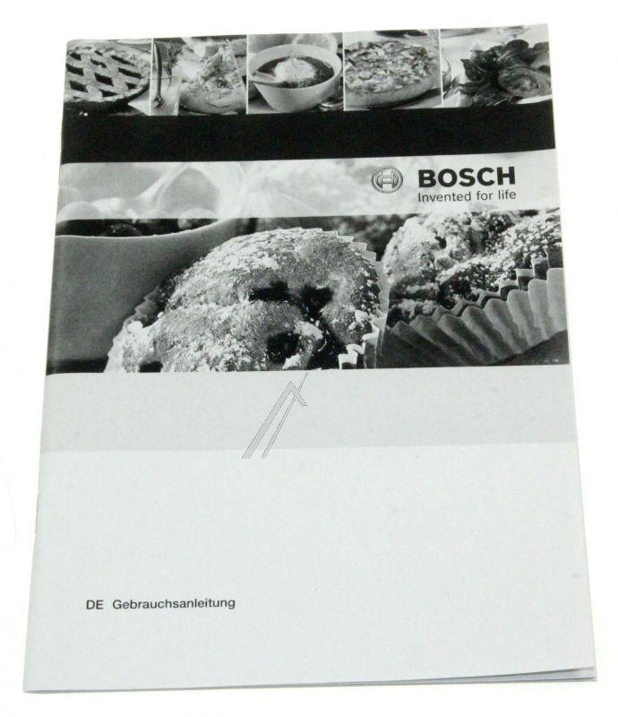 Instrukcja obsługi BOSCH/SIEMENS 00560025,0