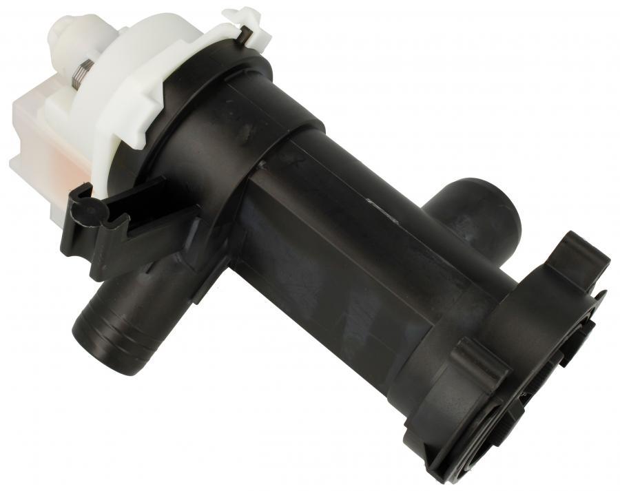 Pompa odpływowa kompletna (silnik + obudowa) do pralki De Dietrich,0