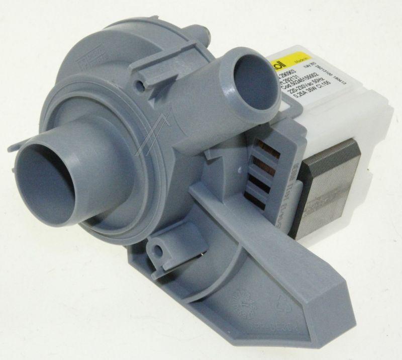 Pompa odpływowa kompletna (silnik + obudowa) do pralki Electrolux 50245208009,0