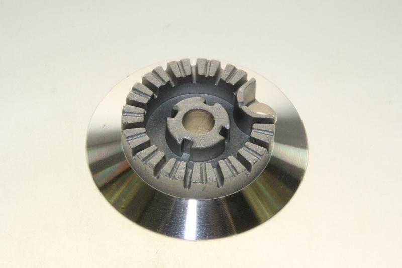 Korona małego palnika (kołpak) do kuchenki Whirlpool 481936078397,0