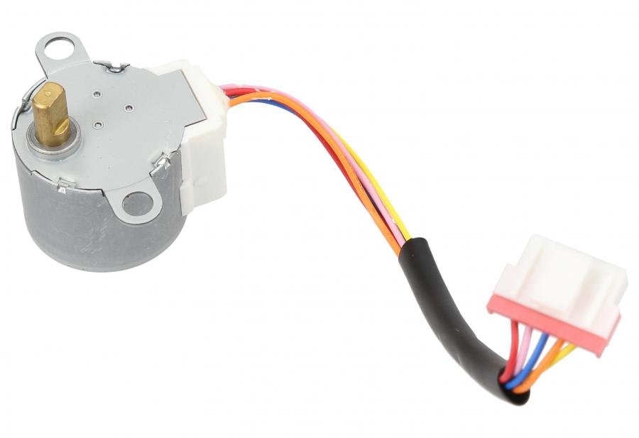Silnik żaluzji do wentylatora poprzecznego do klimatyzacji Samsung DB3100371A,0