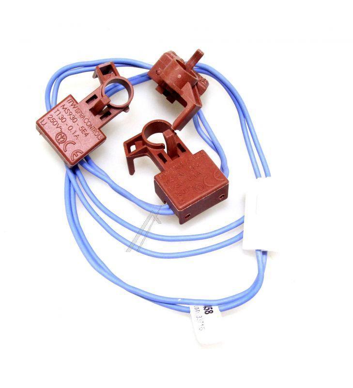 Wiązka zapalaczy do płyty gazowej Whirlpool 480121100619,0