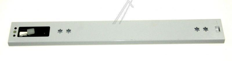 Prawa prowadnica dolnej szuflady zamrażarki do lodówki Indesit 482000030764,0