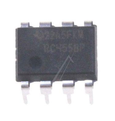 Wzmaczniacz operacyjny RC4558P,0