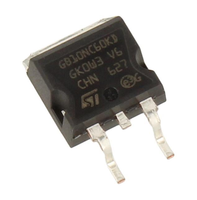 Tranzystor GB10NC60KD STGB10NC60KDT4,0