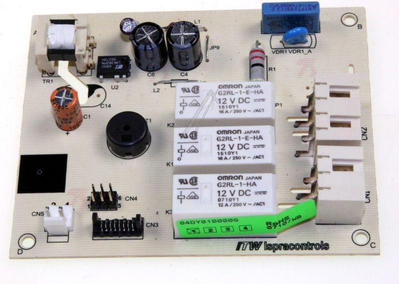 Moduł elektroniczny (zaprogramowany) do pralki Electrolux 4055029195,0
