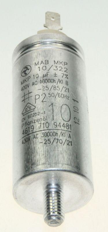Kondensator do suszarki Whirlpool 481212118144,0