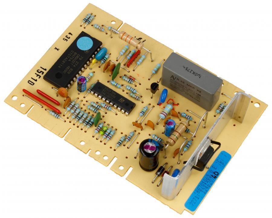 Moduł elektroniczny (zaprogramowany) do pralki Zanussi 1246207300,0