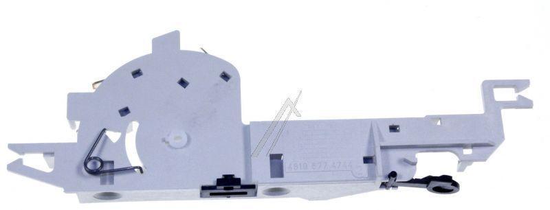 Kompletny zamek drzwiczek do mikrofalówki Whirlpool 481927138148,1