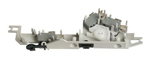 Kompletny zamek drzwiczek do mikrofalówki Whirlpool 481927138148,2