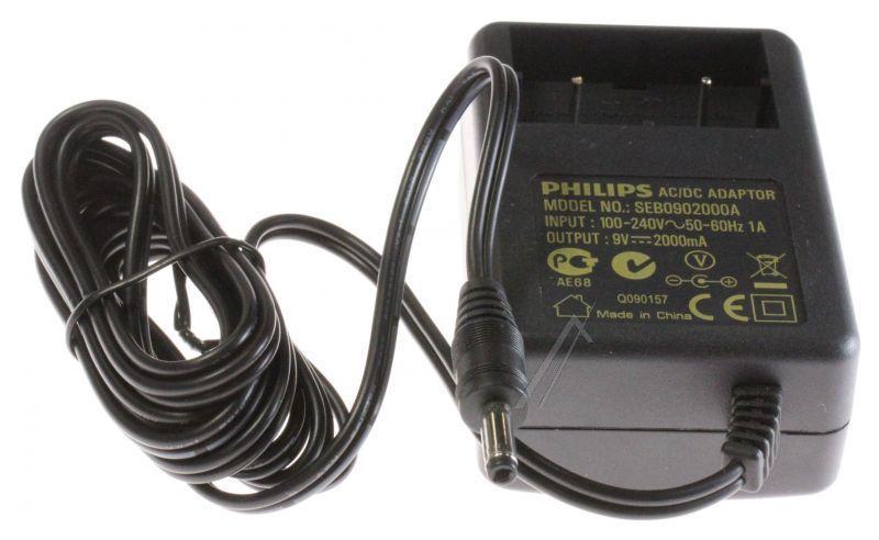 996510035601 9V / 2A Zasilacz,wtyk 3,5x1,35mm (brak wtyczki sieciowej) PHILIPS,0