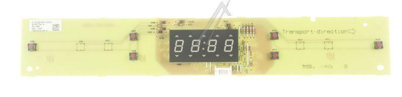 Wyświetlacz panelu sterowania do mikrofalówki Whirlpool 480120101515,0