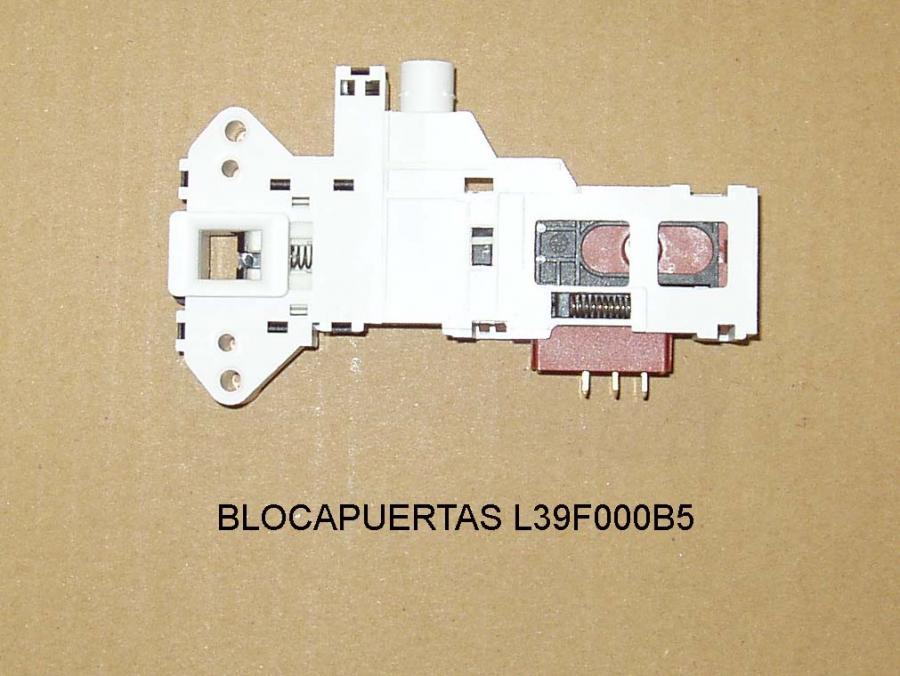 Blokada elektromagnetyczna otwarcia drzwi do pralki Fagor L39F000B5,0