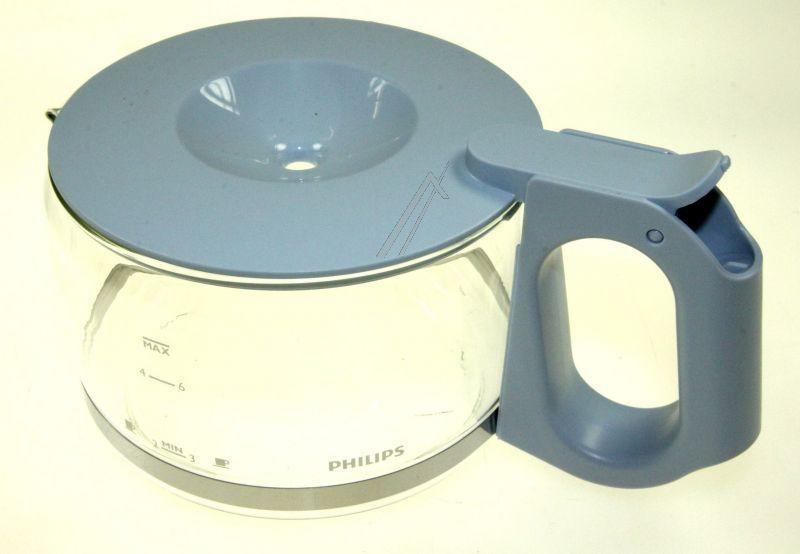Dzbanek szklany z pokrywką do ekspresu Philips 422245948661,0