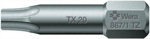 Bit TORX T25 Wera 05066312001,0