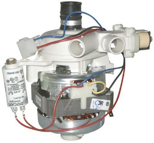 Pompa myjąca z turbiną do zmywarki Indesit 482000027024,0