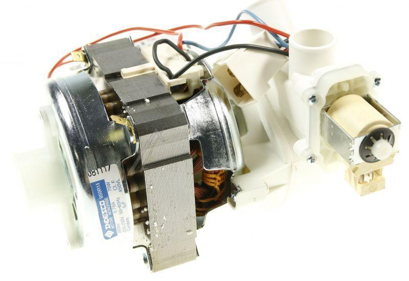 Pompa myjąca z turbiną do zmywarki Indesit 482000027024,1